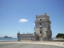 Cattedrale nel Portogallo Fotografia Stock Libera da Diritti