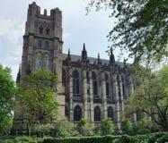 Cattedrale a New York Fotografia Stock