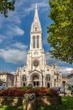 Cattedrale Notre Dame del san Arnoux in Gap Fotografia Stock