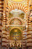 Cattedrale Notre Dame, Marsiglia Immagini Stock Libere da Diritti
