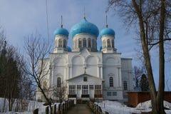 Cattedrale ortodossa Fotografie Stock Libere da Diritti