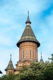 Cattedrale ortodossa di Timisoara Fotografia Stock Libera da Diritti
