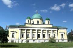 Cattedrale ortodossa a Tula Immagini Stock