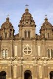 Cattedrale Pechino di Wangfujing della chiesa della st Joseph Fotografia Stock Libera da Diritti