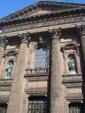 Cattedrale a Philadelphia fotografia stock