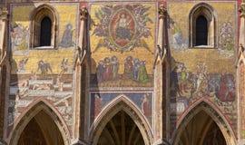Cattedrale a Praga Fotografia Stock Libera da Diritti