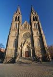 Cattedrale a Praga Immagine Stock Libera da Diritti