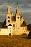 Cattedrale romana Fotografia Stock