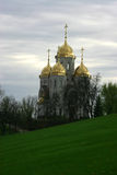 Cattedrale russa Fotografie Stock