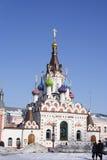 Cattedrale in Russia Fotografie Stock Libere da Diritti