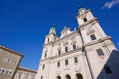 Cattedrale - Salisburgo, Austria Fotografia Stock Libera da Diritti