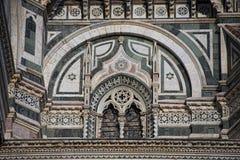 Cattedrale Santa Maria del Fiore, Firenze, Italia Fotografie Stock