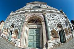 Cattedrale Santa Maria del Fiore, Firenze, Italia Immagine Stock