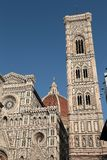 Cattedrale Santa Maria Del Fiore Florencja obraz royalty free