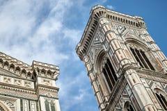 Cattedrale Santa Maria del Fiore, Toscana, Italia di Firenze immagine stock