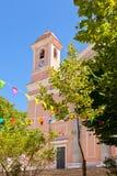 Cattedrale Santa Maria Della Neve Arkivfoto