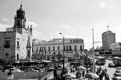 Cattedrale SJ de Dios Fotografie Stock Libere da Diritti