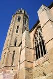 Cattedrale spagnola fotografie stock libere da diritti