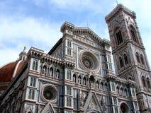 Cattedrale St Maria del Fiore Immagine Stock