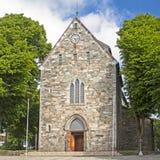 Cattedrale a Stavanger Fotografia Stock