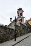 Cattedrale storica in Bulgaria fotografia stock