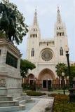 Cattedrale storica di Guayaquil Immagine Stock Libera da Diritti