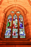 Cattedrale Sydney della st Marys Fotografia Stock