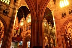 Cattedrale Sydney della st Marys Immagine Stock Libera da Diritti