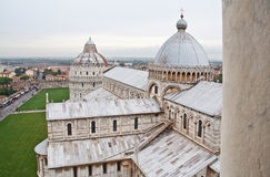 Cattedrale Toscana Italia di Pisa Fotografia Stock