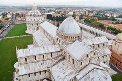 Cattedrale Toscana Italia di Pisa Immagini Stock