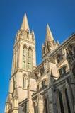 Cattedrale in Truro, Cornovaglia, Inghilterra immagine stock libera da diritti