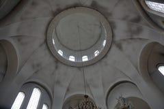 Cattedrale in Tver', Russia di resurrezione immagine stock