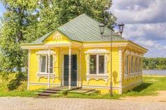 Cattedrale Uglic della Russia Spaso-Preobraženskij Fotografie Stock
