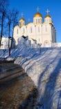 Cattedrale urbana Immagine Stock Libera da Diritti