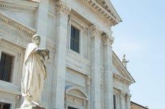 Cattedrale a Urbino Fotografia Stock Libera da Diritti