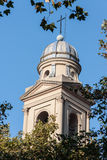 Cattedrale Uruguay di Montevideo Immagine Stock Libera da Diritti