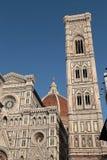 Cattedrale van Santa Maria del Fiore Florence Royalty-vrije Stock Afbeelding