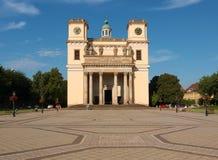 Cattedrale in VCA Immagini Stock