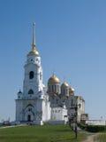 Cattedrale in Vladimir Fotografie Stock