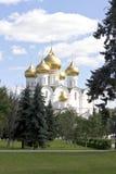Cattedrale Yaroslavl Russia di Uspensky Immagine Stock