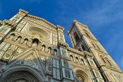Cattedraledi Santa Maria del Fiore Florence Cathedral, Cathedr royalty-vrije stock fotografie