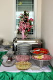 Cattering and buffet party on business Stock Photo