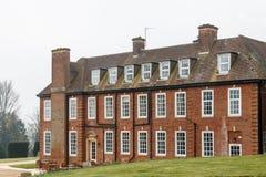 Catthorpe, Vereinigtes Königreich - 28. März 2017: Catthorpe-Landsitz Esta Stockfoto