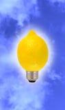 Cattiva idea - è un limone Fotografia Stock