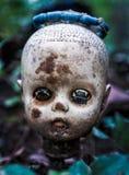 Cattivi sogni della bamboletta fotografia stock
