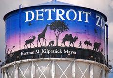 Cattivo sindaco, buon zoo immagini stock