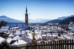 Cattivo Toelz - Baviera Immagini Stock Libere da Diritti
