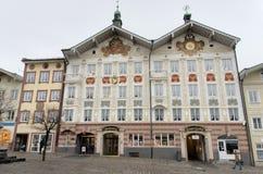 Cattivo Tolz, Baviera, Germania Immagini Stock Libere da Diritti