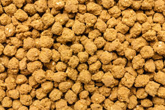 Cattle feed extruded Royalty Free Stock Photos