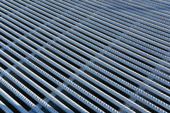 Cattle grid royalty free stock photos